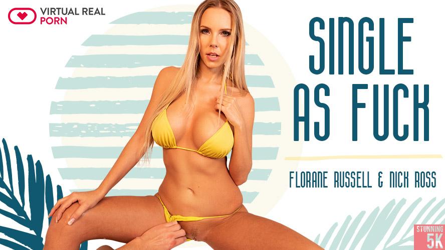 Single as fuck, Florane Russell, Feb 15, 2019, 3d vr porno, HQ 2160p