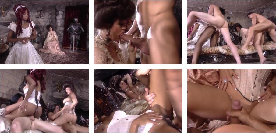 Sinful Rella, Scene 1