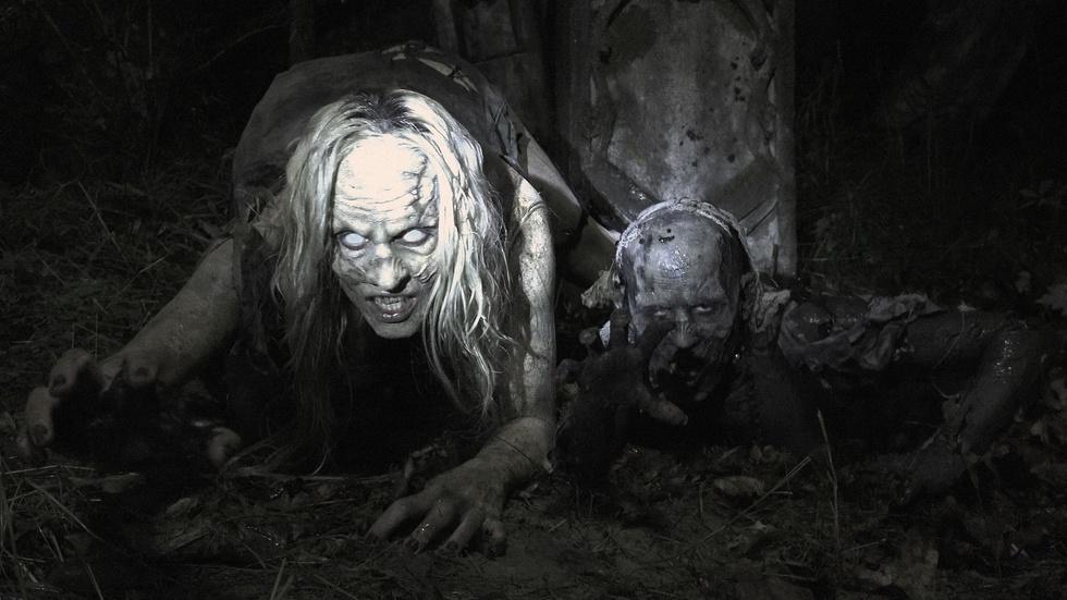 Walking Zombies, Ander Ways & Brittany Bardot, Sep 11, 2018, 5k 3d vr porno, HQ 2880p