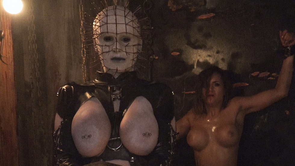 Pinhead, Angel Wicky, Barbara Bieber, Sep 7, 2018, 3d vr porno, HQ 1920p