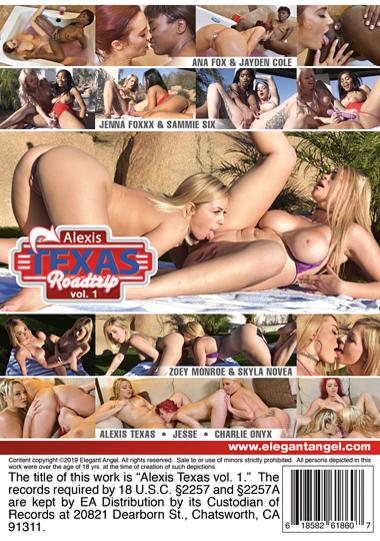 Alexis Texas Roadtrip #1