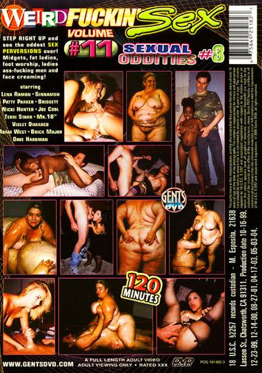 Weird Fuckin' Sex #11
