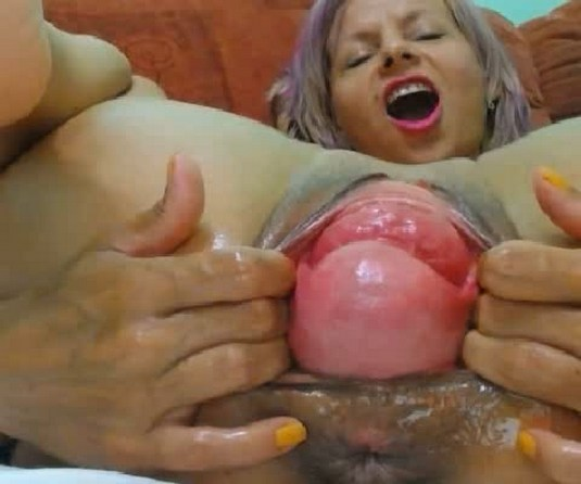 Raisawetsx - Hot Fisting - Prolapse play and Cervix play!