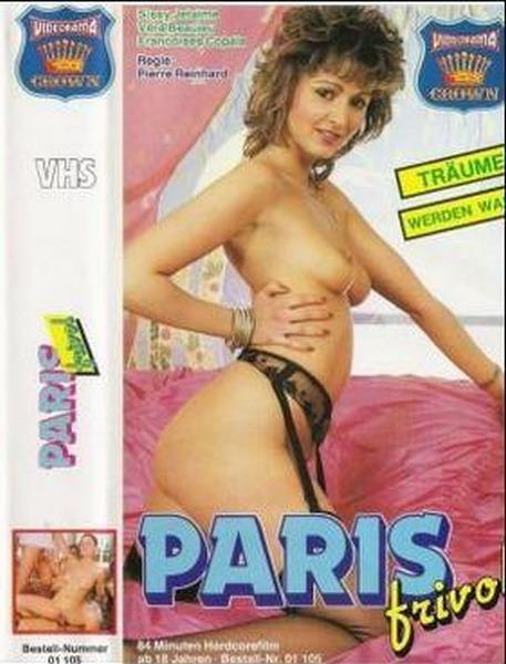 Paris frivol - Bien au fond du petit trou Cover