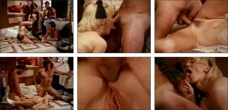Sorority Sex Kittens #2, Scene 1