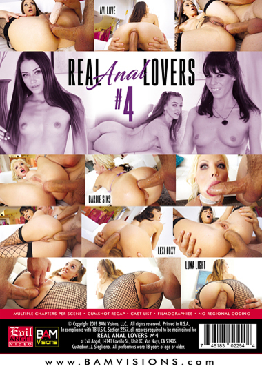 Real Anal Lovers #4