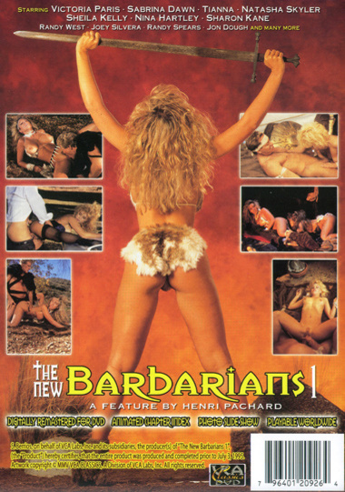 New Barbarians #1