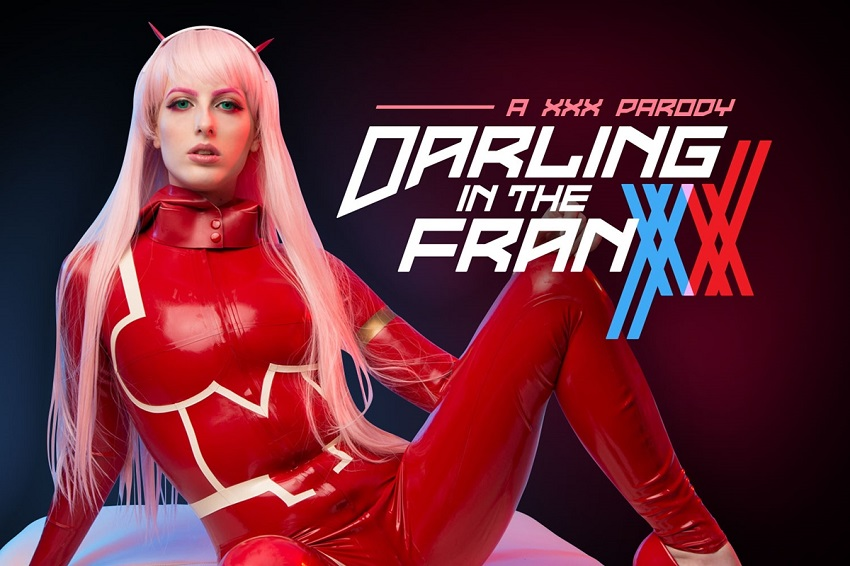 Darling in The Franxx A XXX Parody, Alex Harper, Apr 12, 2019, 5k 3d vr porno, HQ 2700p