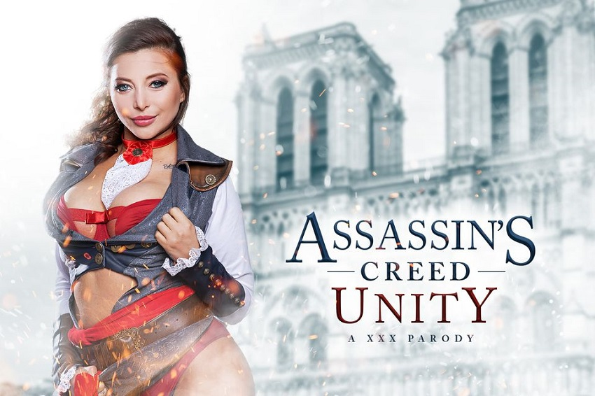 Assassins Creed: Unity A XXX Parody, Anna Polina, Apr 26, 2019, 5k 3d vr porno, HQ 2700p