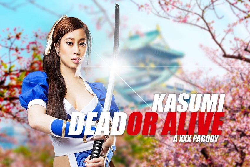 Dead or Alive: Kasumi A XXX Parody, Jade Kush, Apr 20, 2019, 5k 3d vr porno, HQ 2700p