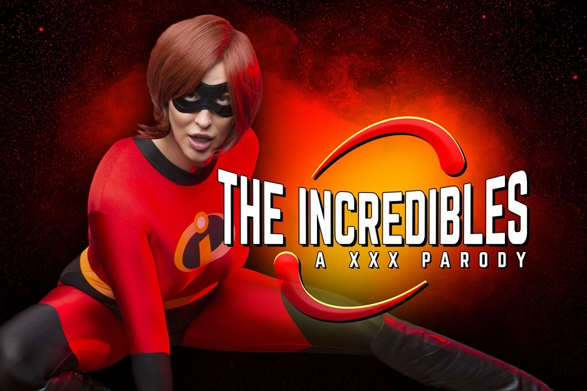 The Incredibles A XXX Parody, Ryan Keely, Apr 5, 2019, 5k 3d vr porno, HQ 2700p