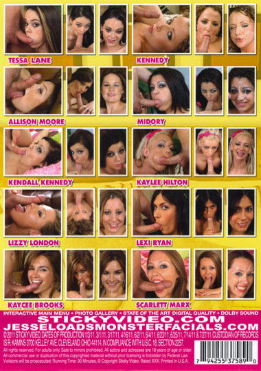 Facial Cum Catchers #18