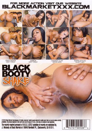 Black Booty Shake