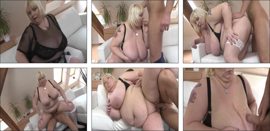 Big Melon Grannies Fucked, Scene 3