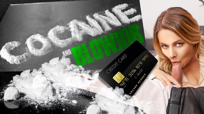 Blowjob And Cocaine, Nikky Dream, Dec 10, 2018, 5k 3d vr porno, HQ 3240p
