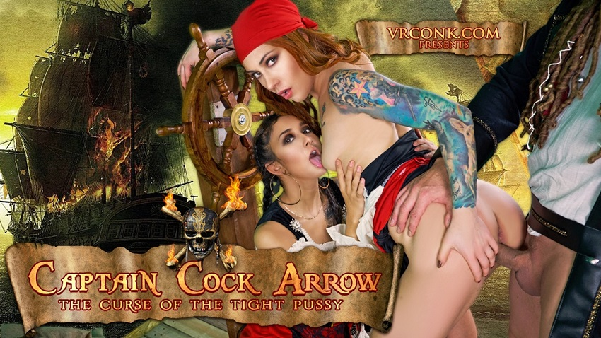 Captain Cock Arrow, Foxy Sanie, Darce Lee, Feb 2, 2019, 3d vr porno, HQ 2160p