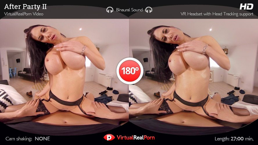 After Party II, Jasmine Jae, Jun 13, 2015, 3d vr porno, HQ 1500p