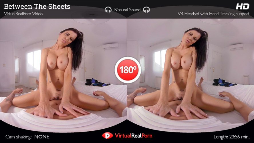 Between the Sheets, Jasmine Jae, Jun 21, 2015, 3d vr porno, HQ 1500p