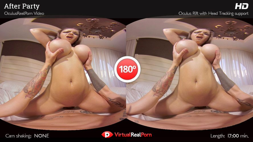 After Party, Marta La Croft, May 09, 2015, 3d vr porno, HQ 1500p