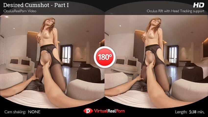 Desired Cumshot I, Irina Vega, Apr 25, 2015, 3d vr porno, HQ 1500p