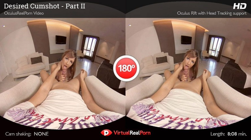 Desired Cumshot II, Irina Vega, Apr 27, 2015, 3d vr porno, HQ 1500p