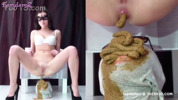 Messalina and her friends - We have a human toilet - 1 (HD 720p)