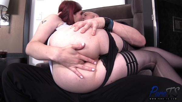 Kimberly Sin - Every Powerful Man Needs A TS Of His Own By His Side (2018 / FullHD 1080p)