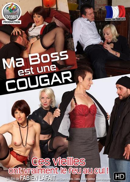 Ma Boss est une Cougar (2014)