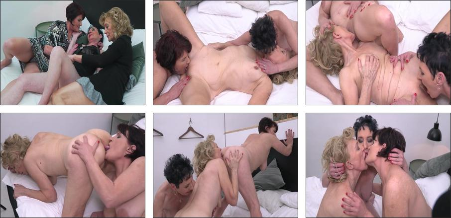 Secret Horny Housewife Threesomes, Scene 2