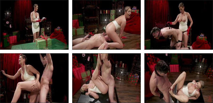 Holiday Tribute: Ryan Keely receives new toy Lance Hart, Scene 1