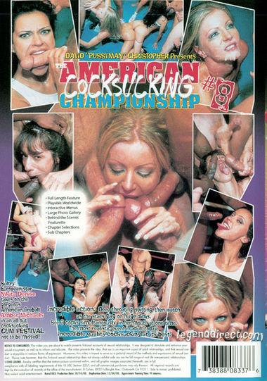 American Cocksucking Championship #8