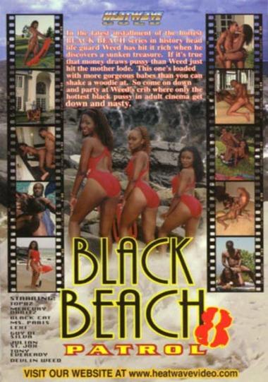 Black Beach Patrol #8