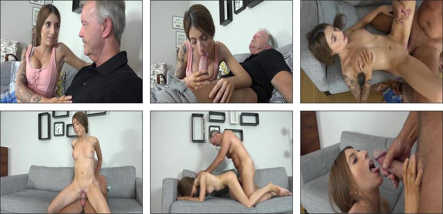 Never Too Old To Fuck, Scene 1