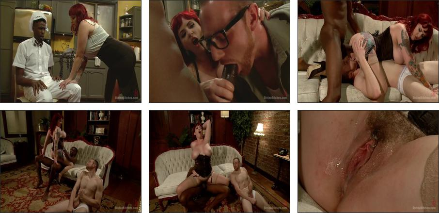 Impregnate me, Bull! My Husband doesn't measure up! , Scene 1