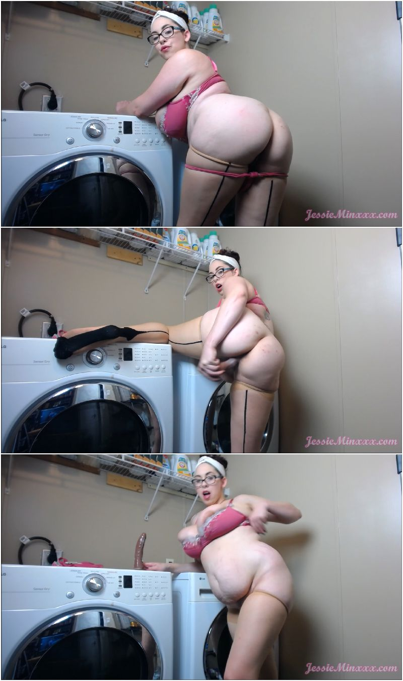 [ManyVids]Jessie Minx – laundry room delight – FullHD 1080p
