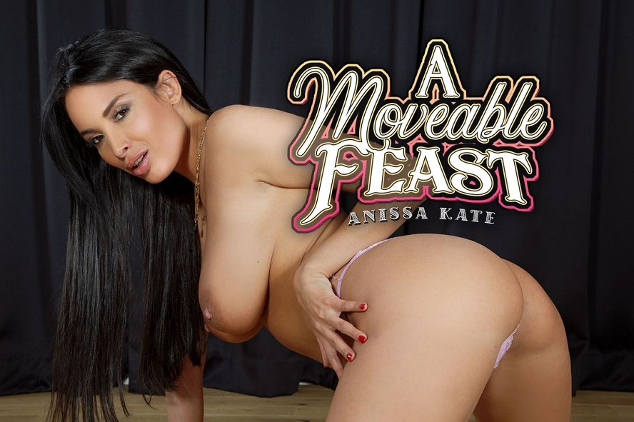 A Moveable Feast, Anissa Kate, Apr 11, 2019, 3d vr porno, HQ 1920p