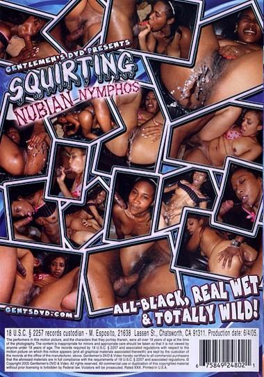 Squirting Nubian Nymphos