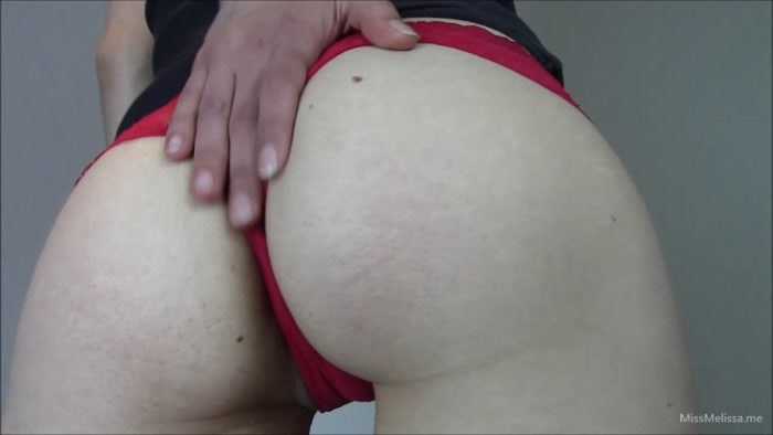 Miss Melissa - PE Conditioning 3 - The Red Lace Panties