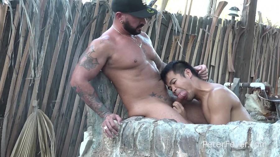 PeterFever - JayCee Plows into Sexy Nature Boy John Rene