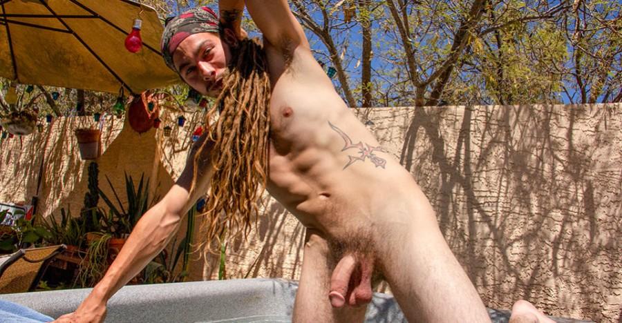 ZackRandall - Jack Holden - A Big Cum Load To Splash
