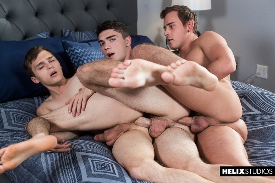 Helix - Josh Brady, Tristan Adler, Ashtin Bates - Double Dipping