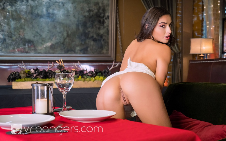 Dinner With Breakfast, Emily Willis, Jun 8, 2019, 3d vr porno, HQ 2048p