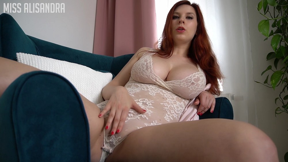 Miss Alisandra - Pussy Worship Cock and Mind Melt JOI
