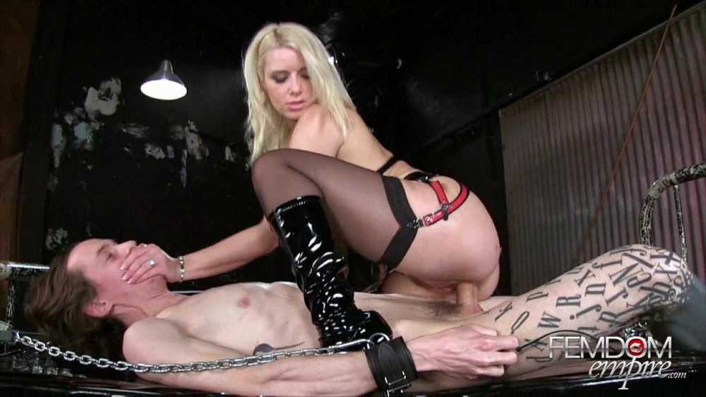 Anikka Albrite - Imprisoned Sex Slave