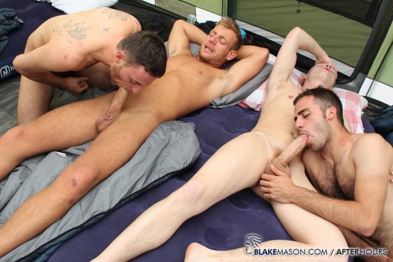 BM - Mating Season Episode 3 - Campers Cock Sucking Orgy
