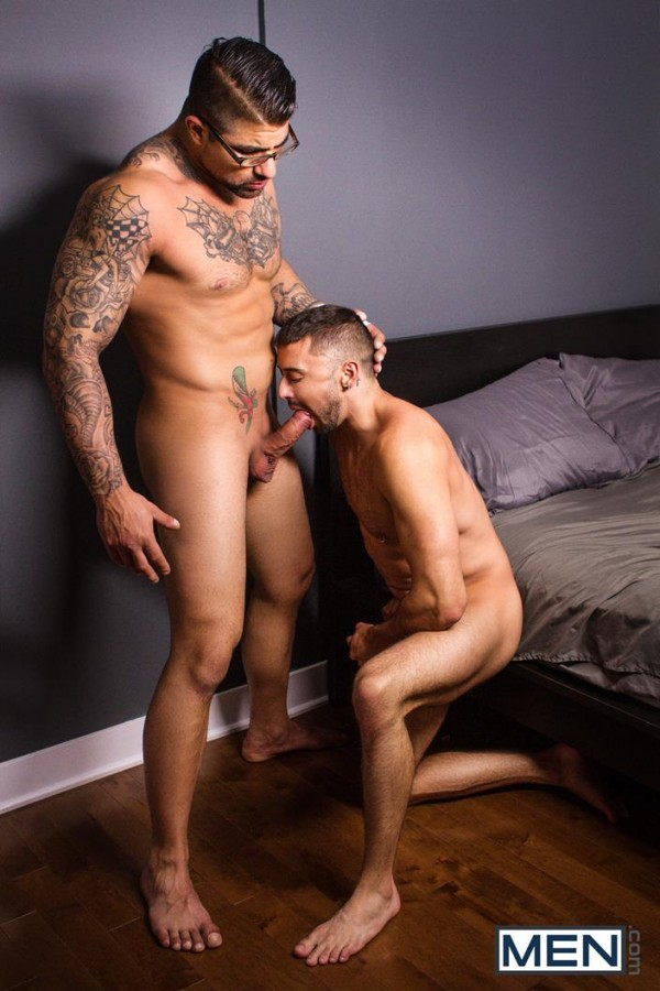 MEN - Ryan Bones & Shane Jackson - Hard Dick Delivery --