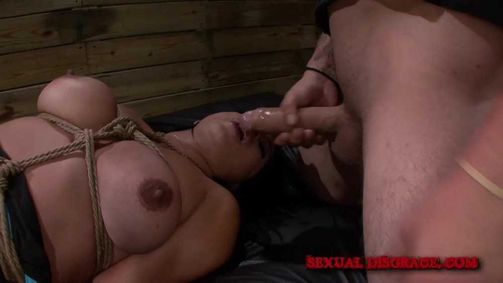 Becca Diamond is Back for More Disgrace - Sexual Disgrage