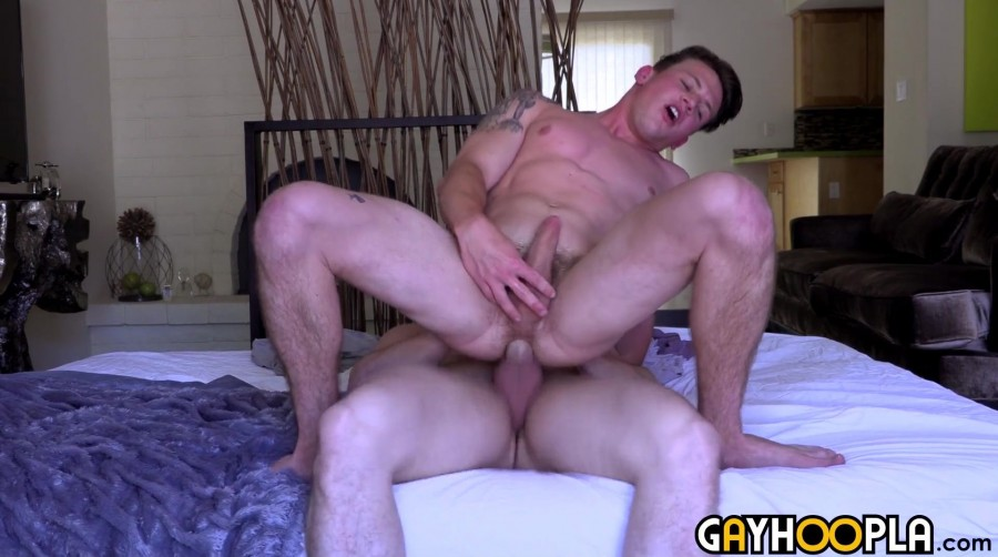GayHoopla - What a fucking ending! - Collin Simpson and Adam Von