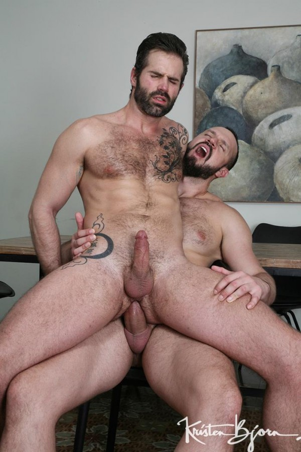 KristenBjorn - Hot To Trot Andy Onassis & Dani Robles