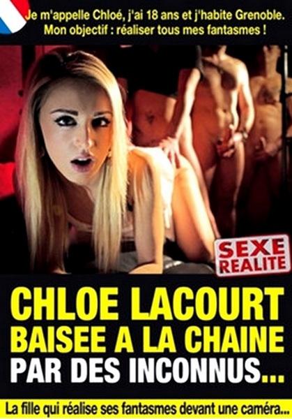 Chloe Lacourt - Baisee a la chaine par (HD Rip 720p) Cover